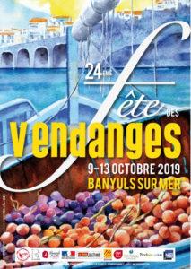Fêtes des Vendanges 2019, Banyuls-sur-Mer