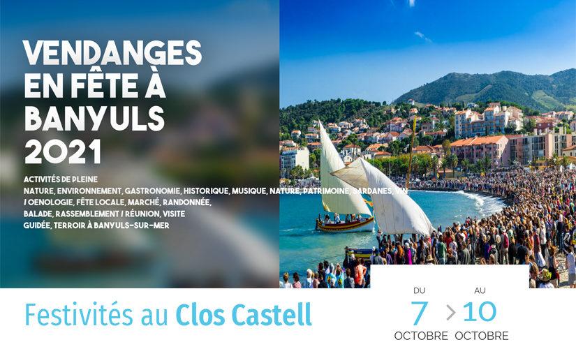 Fête des Vendages - Banyuls-sur-Mer - 2021